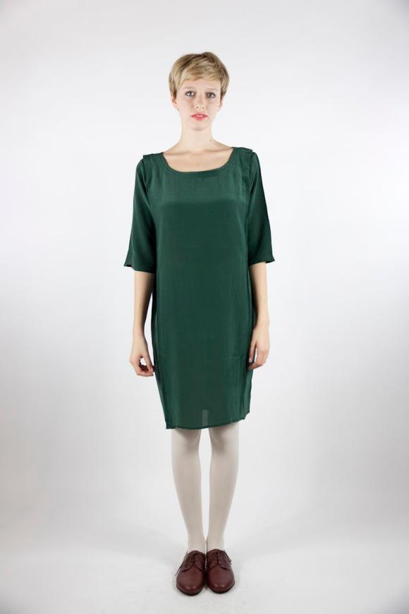 l-appartamento-rimini-vestito-dress-seta-silk-verde-green-second-female-camicia-shirt
